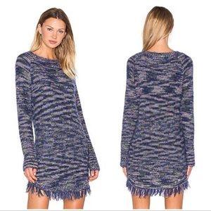 RAGA mini sweater dress